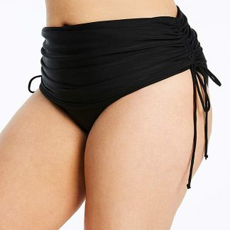 Panache Anya Black Skirted Bikini Pant