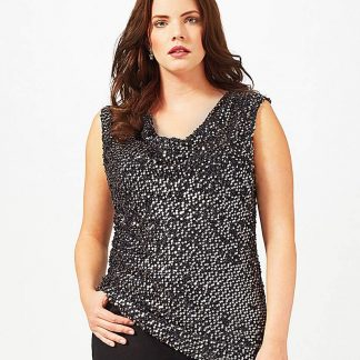 Studio 8 by Phase Eight Tyra Sequin Top