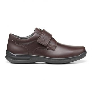 Hotter Sedgwick II Touch-Close Mens Shoe